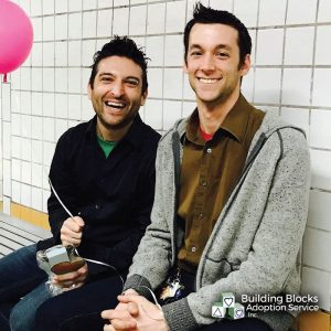 Chris and Kevin hoping to adopt